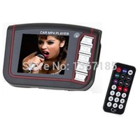 "Cheap New1.8"" LCD Car MP5 MP4 Player Wireless FM Transmitter with Remote SD MMC Card Wholesale"