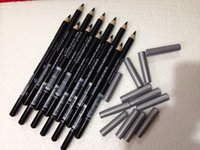 Wholesale 12pcs set Brand Waterproof Liquid Eye Liner Black Eyeliner Pencil Makeup Pencil