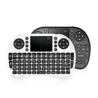 android laptop tablet - 20pcs Rii I8 Air Mouse G Multi Media Mini Wireless Remote Control Touchpad Handheld Keyboard for MXQ M8 Android TV BOX Tablet PC