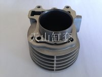 Wholesale GCC110 high quality cylinder liner for honda series aluminum cylinder block for engine part