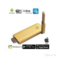 Wholesale 1080P WIFI Display HDMI Dongle Miracast DLNA for iOS Android Phone Tablet to HDMI TV