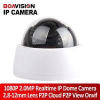 Indoor android ip phone - Dome IP Camera P HD mp Indoor IR Night Vision mm VariFocal x manual zoom ONVIF P2P Cloud support Phone Android IOS