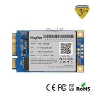 Wholesale KingFast SSD GB mSATA SSD MB cache Gb s mSATA Internal Solid State Drive Gbs for Computer Laptop Desktop KSD256A H44