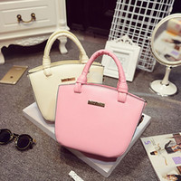 Wholesale In the autumn of new handbag shoulder bag fruit color shell portable Crossbody Bag Lady factory direct