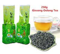 al por mayor china té adelgazante-Envío gratis ! 250g Famoso cuidado de la salud Taiwán Ginseng Oolong té, chino Ginseng té, adelgazantes té, té Wulong