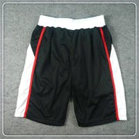 best high schools - 2015 Anime Kuroko no Basket SEIRIN uniform High School mens Basketball Black Shorts Best Quality Whole M XXL Size