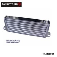 Wholesale Tansky High Quality Aluminum Intercooler mm OD mm With No Logo TK INT001 Have In Stock