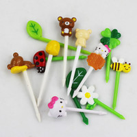 bee figures - Flower Bee And Bear Cute Plugins PVC Action Figures toys Gifts For Kids Cute toys set cm