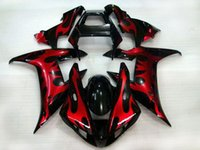 aftermarket motorcycle frames - Aftermarket Fairings for YAMAHA YZF1000 R1 YZF R1 Injection Fairing Kits R1 Motorcycle Parts Body Cover Frames