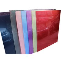 plexiglass sheets - 24 color high grade acrylic sheet plexiglass mm mm transparent and clear reflective pearlescent pigments