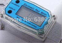 Wholesale DN40 Electronic Turbine Flowmeter Kerosene Significant Number of Methanol Diesel Fuel Flow Meter Inch