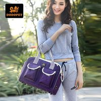 Wholesale New Arrival Multipurpose Fashion Pet Dog Bag Dog Carrier Bags S M L Sizes colors CH0285