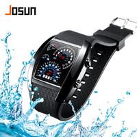 aviation jewelry - Aviation alloy aviation watch waterproof watch models Men fan dashboard tables Korean fashion LED Watch