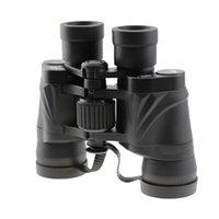 Cheap Wholesale-60x60 5000M Waterproof High Power Definition Night Vision Hunting Military Binoculars Telescopes Monocular Telescopio Binoculos