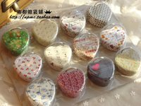 Wholesale Organizador De Gaveta Mini Cute Heart shaped Pendant Small Tin Box Storage Box Save The Little Thing Decorate A Room MINI Style