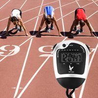 Wholesale TF1101 One Row Electronic Digital Handheld Sports Stopwatch Time Counter