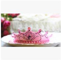hair sticks - 2015 Spring Hot Sale Kids Korean Style Princess Crown Hair Stick Childrens Fashion Hair Accessories Baby Girls Party Hair Stick