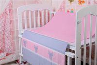baby crib sheets lot - 5pcs Baby Crib Sheet Colors Baby Sheets cm cm cm cm cm cm Size Children Bedding Edredones Colchas Infantil