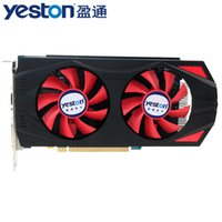 Wholesale 2015 Sale Direct Selling Bit Graphic Card Video R7 Hyperspeed x Ta bit Graphics Card g Desktop Pci e free Upgrades g