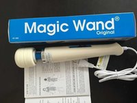 Wholesale New Hitachi Magic Wand Massager AV Powerful Vibrators Magic Wands Full Body Personal Massager HV HV260 box packaging V