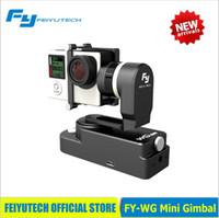 STOCK mayor-EN !! Feiyu Tech FY-WG Mini 2 Eje Wearable Gimbal para GoPro 3 3+ 4 cámara