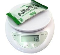 baked electronic - Household miniature electronic baking tools Kitchen food scale said JiLiangCheng jewelry small platform scale kg