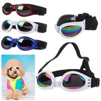 Wholesale Quality Pet Dog UV Sunglasses Sun Glasses Glasses Eye Wear Protection decor east
