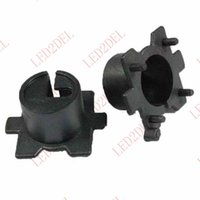 Wholesale Car HID Headlights Conversion Base For Old Mazda CX MX H7 Xenon Bulb Holder Retainers Adapter