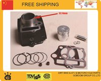 Wholesale Motorcycle cc zongshen loncin lifan accessories cylinder assy cylinder block assembly piston ring gasket set order lt no tr
