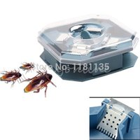 aluminum pollution - Safe Kitchen Pollution Automatic Control Cockroach Catcher Trap Insert Killer