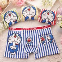 Wholesale 2015 New Arrival Kids Panties Boys Fashion Cotton Cartoon Baby Briefs Boxers Children Underwear Years