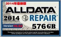 auto win - 2016 Auto repair software alldata software all data for xp win7 win in GB external hard disk