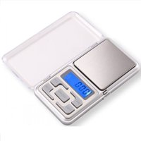 Wholesale LCD Portable g x g Digital Scales Jewelry Gold Balance Weight Gram Tools