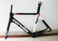 Cheap Free shipping White Black Cervelo S5 VWD road frame carbon bike frame S5 road racing frame frameset fit Mechanical and DI2 EMS free shipping