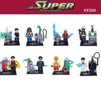 best building toys - Avengers Plastic Building Blocks Toys for Kids Styles Super Heroes Minifigures Bricks Best Building Toys New Arrival SY250
