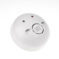 Wholesale Effectively Electronic New Ultrasonic Mosquito Repeller Non toxic EU Plug V V