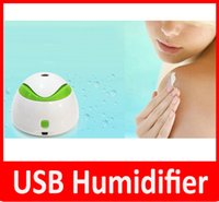 Wholesale Portable Mini USB Humidifier Air Purifier Aroma Diffuser Mist Make For Office Home Room Car
