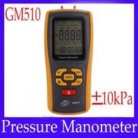 Wholesale Differential manometer GM510 positive overload alarm Err MOQ
