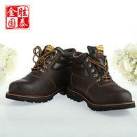 steel toe cap - MENS SAFETY LEATHER TRAINERS SHOES BOOTS WORK STEEL TOE CAP HIKER ANKLE SIZES