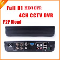 Wholesale 960H H HDMI Security System CCTV DVR Channel Mini DVR For CCTV Kit DVR H fps Mini DVR RS485 PTZ