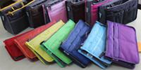 Wholesale Hot multiColors Bag in Bag Organizer Bag Women Make up Travel Bags Cosmetic Storage Bags Multi Purpose Toiletry Bag Handbag