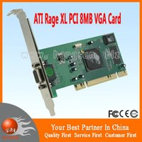 ati rage - New ATI Rage XL MB PCI VGA Graphics Card via SGPAM