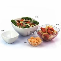 acrylic fruit bowl - BAKEST acrylic salad bowls displayware tabletop accessories kitchenware vagetable fruit bowls with