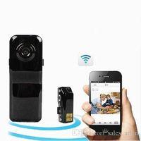 mobile dvr - Mini DVR P WIFI HD IP Camera Mobile Remote Control WiFi Camcorder Baby Monitor