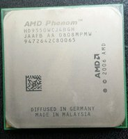 Wholesale AMD CPU Phenom X4 processor G AM2 Pin Dual CORE MB L2 Cache w scattered piece