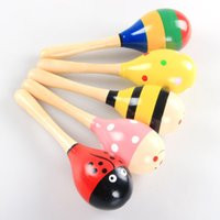 Wholesale Baby toy and colorful mobile baby with wooden material and big size which can exercise baby auditory and visual