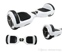 Wholesale For kids Xmas Gifts Inch Electric Scooter Self Balancing Scooters with Two wheel w Led Flash Lights with Box