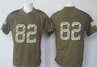 camo football jerseys - 2015 Football Jerseys Green Salute To Service Limited Jerseys Jersey Green Black Camo Size S XXXL Stitched Mix Match Order All Jerseys