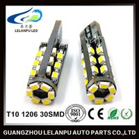 auto led tail lamp - T10 SMD Canbus Lamp For Auto Car LED Interior Light V Car Side Wedge Tail Light