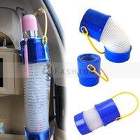 Wholesale Convenient Flexible Car Rain Umbrella Case Cover Handle Canister Magic Telescopic Umbrellas Holder